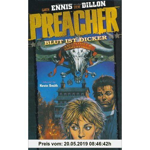 Garth Ennis Preacher, Bd. 2: Blut ist dicker