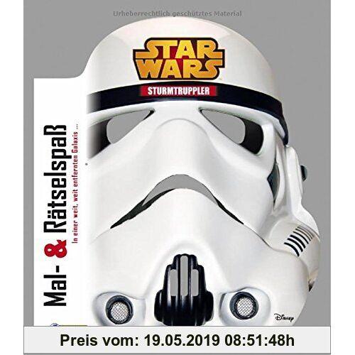 Star Wars: Mal- und Rätselspaß Sturmtruppler
