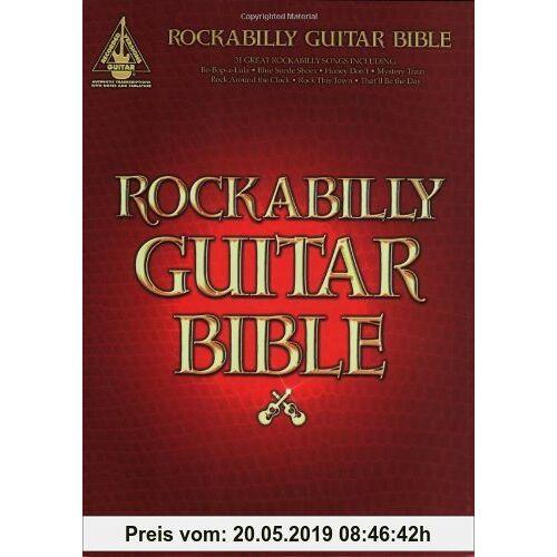 Todd Rockabilly Guitar Bible: 31 Great Rockabilly Songs