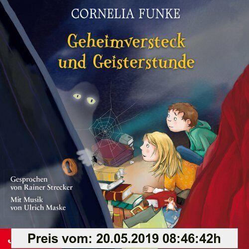 Rainer Strecker Geheimversteck und Geisterstunde