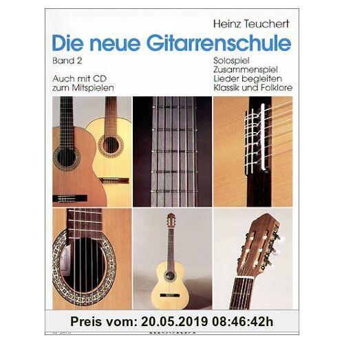 Die Neue Gitarrenschule 2. Gitarre