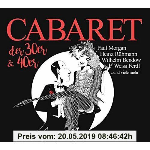 Weiss Cabaret Der 30er & 40er