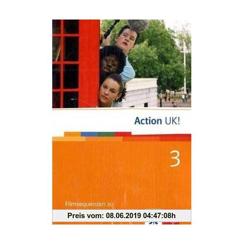 Action UK! Filmsequenzen zu Orange Line 3, 1 DVD