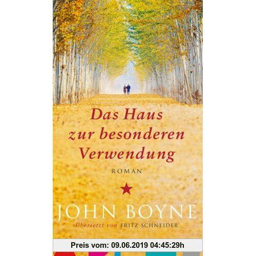 John Boyne Das Haus zur besonderen Verwendung