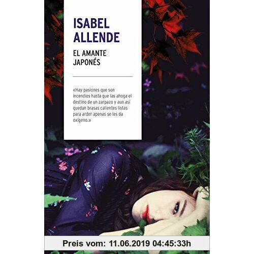 Isabel Allende El amante japones