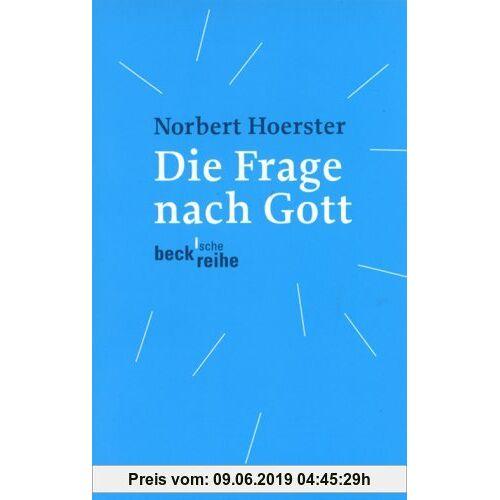 Norbert Hoerster Die Frage nach Gott