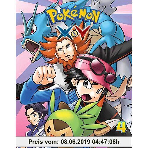 Hidenori Kusaka Pokémon X•Y, Vol. 4 (Pokemon: XY)
