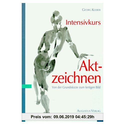 Georg Kleber Intensivkurs Aktzeichnen