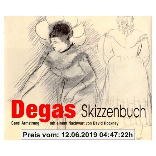 Edgar Degas Degas' Skizzenbuch