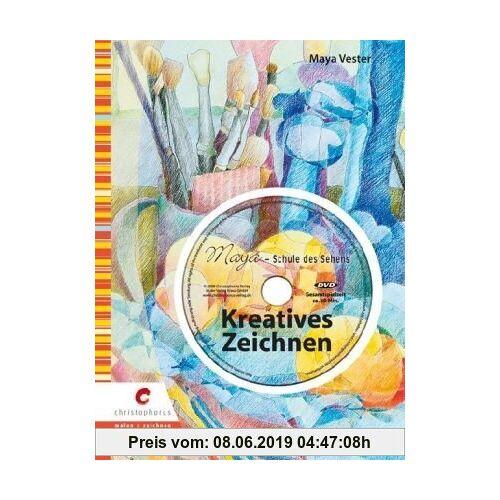 Maya Vester Kreatives Zeichnen, m. DVD