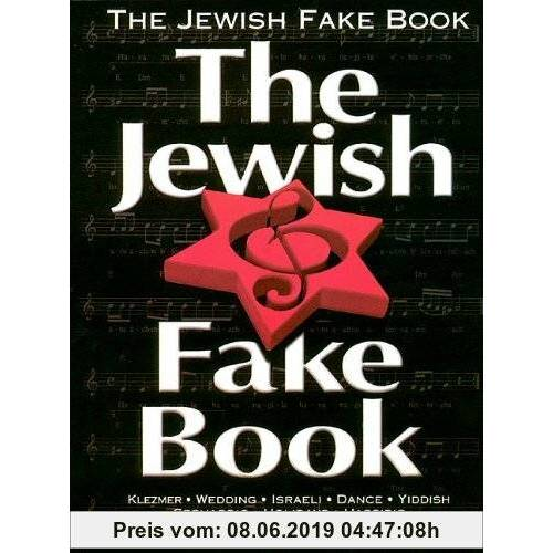 Various The Jewish Fake Book Mlc (Fake Books)