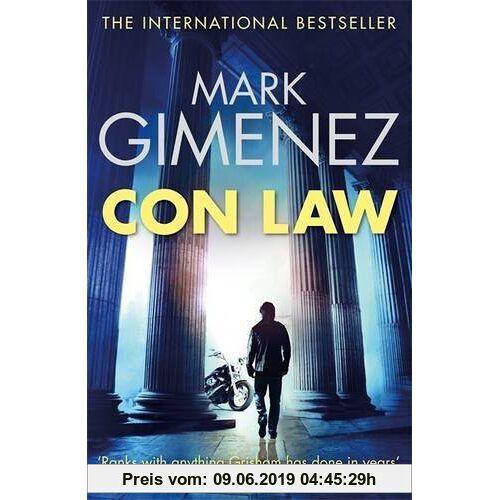 Mark Gimenez Con Law (John Bookman 1)