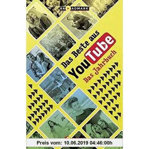 Broadmark Das Beste aus YouTube - Das Jahrbuch