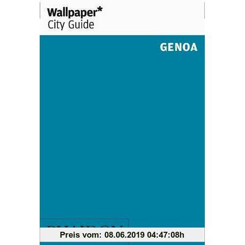 Jonathan Lee Wallpaper* City Guide Genoa (Wallpaper City Guides)