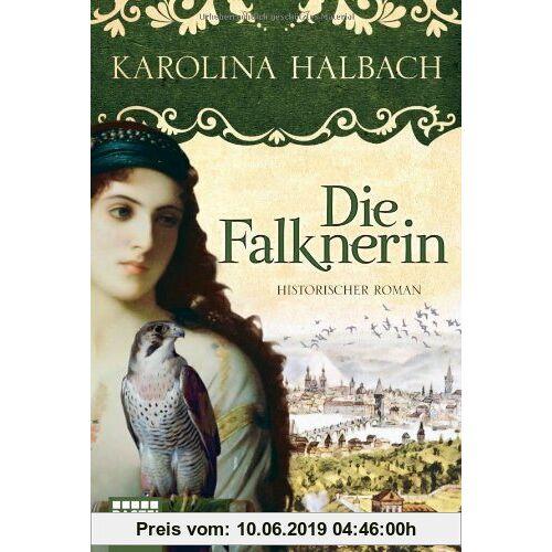 Karolina Halbach Die Falknerin: Historischer Roman