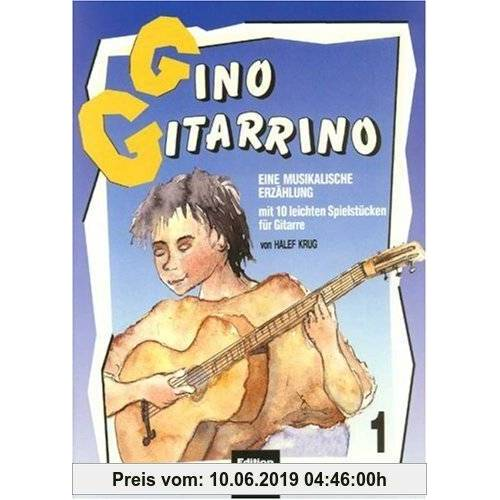 Gino Gitarrino 1. Gitarre