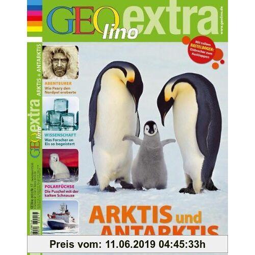 GEOlino Extra: Arktis und Antarktis: 17/2008