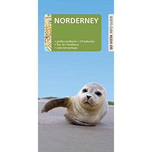 Silke Klöckner - GO VISTA: Reiseführer Norderney: Mit Faltkarte und 3 Postkarten (Go Vista Info Guide) - Preis vom 18.10.2020 04:52:00 h