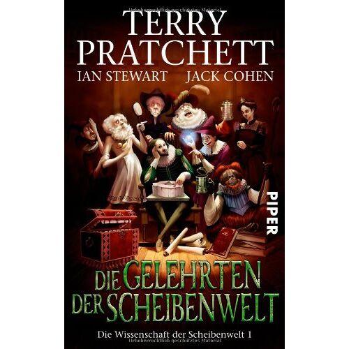 Terry Pratchett - Die Gelehrten der Scheibenwelt: Die Wissenschaft der Scheibenwelt 1 - Preis vom 21.10.2020 04:49:09 h