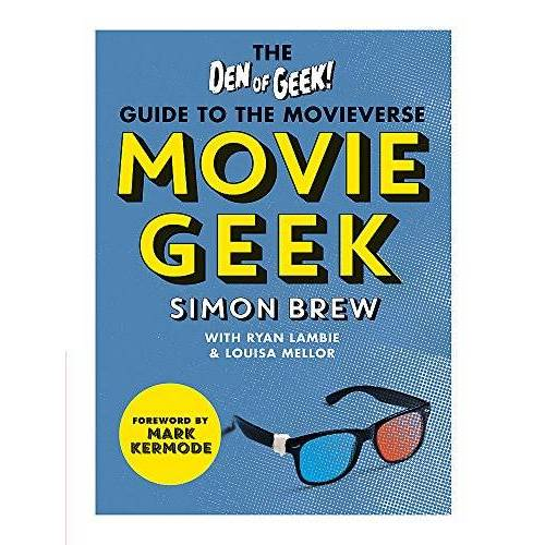 Geek, Den of - Movie Geek: The Den of Geek Guide to the Movieverse - Preis vom 05.09.2020 04:49:05 h