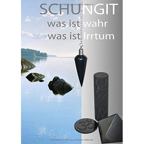 Sven Strecker - Schungit: was ist wahr was ist Irrtum - Preis vom 21.04.2021 04:48:01 h