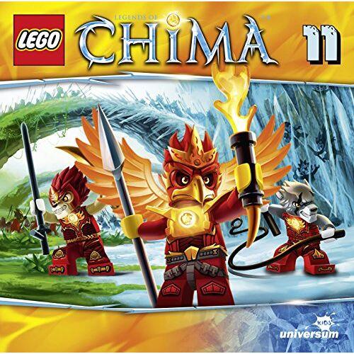 Lego Legends of Chima - Lego Legends of Chima (Hörspiel 11) - Preis vom 26.02.2020 06:02:12 h