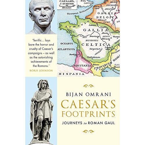 Bijan Omrani - Omrani, B: Caesar's Footprints - Preis vom 21.10.2020 04:49:09 h