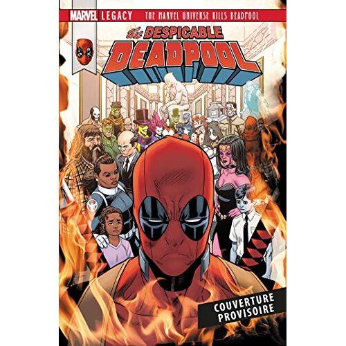 - Détestable Deadpool, Tome 3 : L'univers Marvel massacre Deadpool - Preis vom 20.10.2020 04:55:35 h