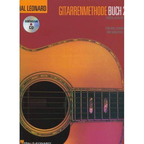 - Gitarren Methode 2. Gitarre - Preis vom 21.01.2021 06:07:38 h