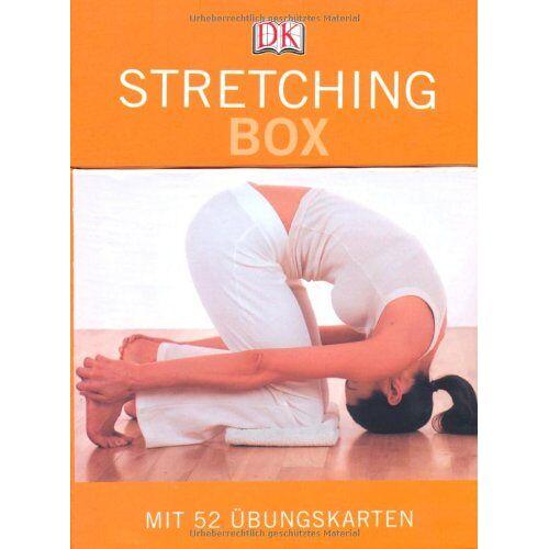 Suzanne Martin - Stretching-Box. Übungskarten: Mit 52 Übungskarten - Preis vom 18.11.2019 05:56:55 h