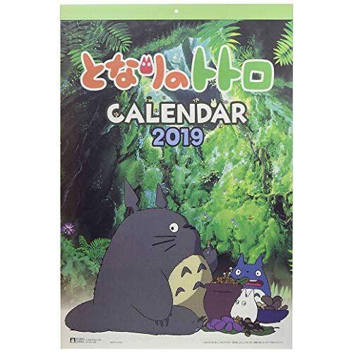 - Calendrier Mon voisin Totoro - Preis vom 06.03.2021 05:55:44 h