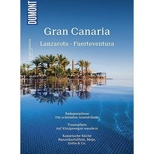 Rolf Goetz - DuMont Bildatlas Gran Canaria, Lanzarote, Fuerteventura: Sonneninseln im Atlantik - Preis vom 20.11.2019 05:58:49 h