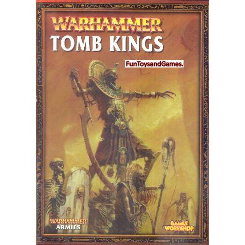 - Games Workshop Warhammer Fantasy Warhammer Tomb Kings Buch - Preis vom 07.04.2020 04:55:49 h