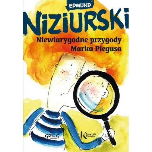 Edmund Niziurski - Niewiarygodne przygody Marka Piegusa - Preis vom 22.01.2021 05:57:24 h
