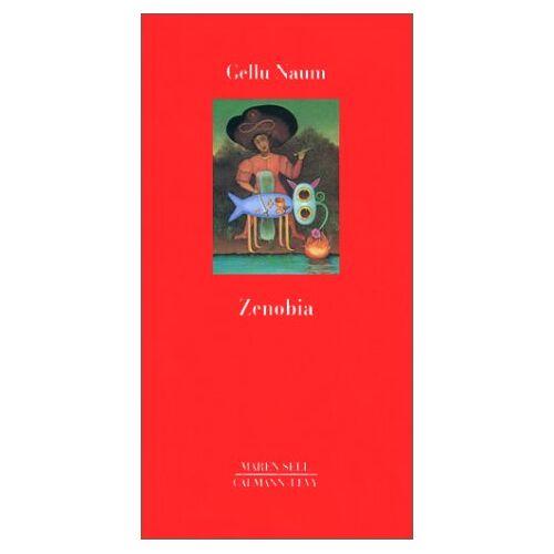 Gellu Naum - Zenobia (P. B. E.) - Preis vom 21.10.2020 04:49:09 h