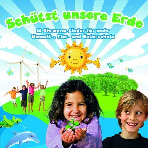 - Schützt unsere Erde!: 14 Umwelt- & Tierschutzlieder - Preis vom 16.04.2021 04:54:32 h