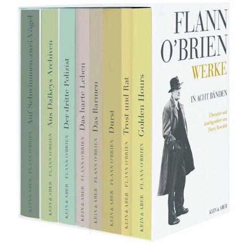 Flann O'Brien - Werke. Jubiläumsausgabe - Preis vom 05.04.2020 05:00:47 h