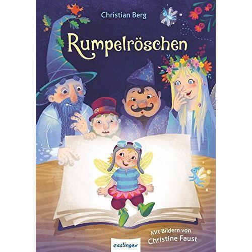Christian Berg - Rumpelröschen - Preis vom 07.09.2020 04:53:03 h