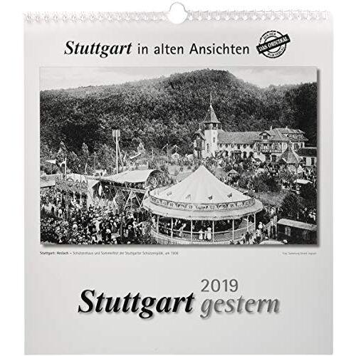 - Stuttgart gestern 2019: Stuttgart in alten Ansichten - Preis vom 28.03.2020 05:56:53 h