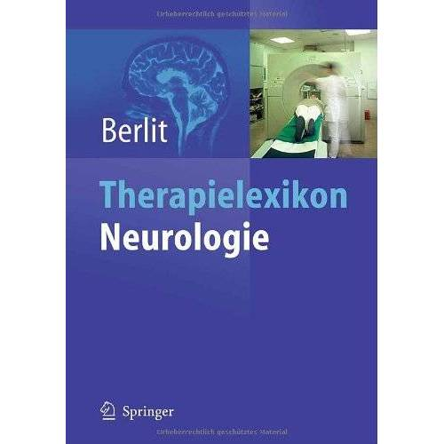Peter Berlit - Therapielexikon Neurologie - Preis vom 27.02.2021 06:04:24 h