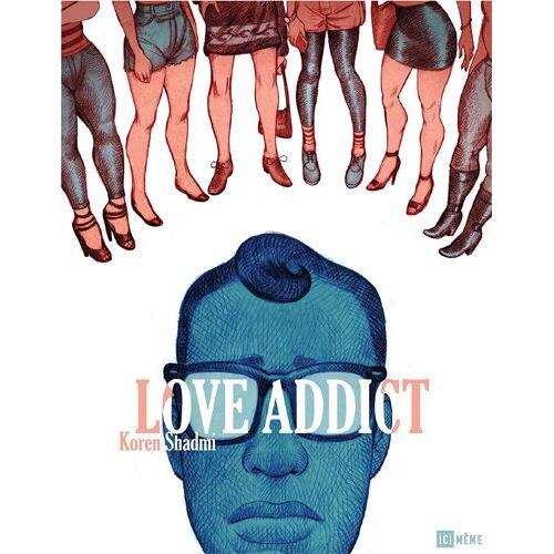 Koren Shadmi - Love Addict - Preis vom 28.02.2021 06:03:40 h