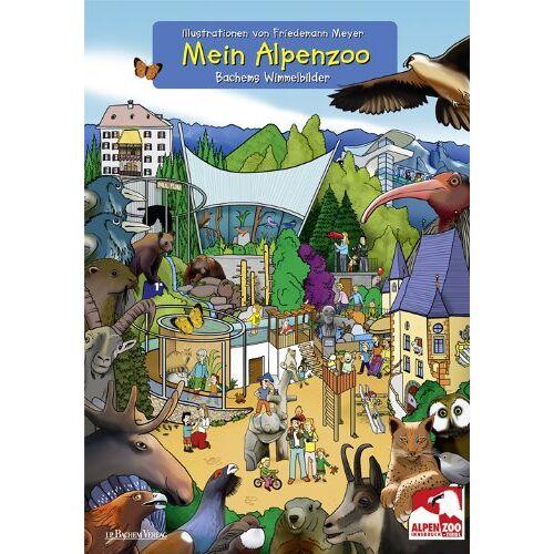 - Mein Alpenzoo: Bachems Wimmelbilder - Preis vom 07.04.2020 04:55:49 h
