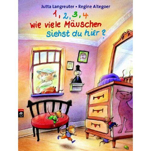 Jutta Langreuter - 1,2,3,4, wie viele Mäuschen siehst du hier? - Preis vom 10.05.2021 04:48:42 h