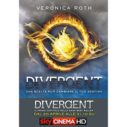Veronica Roth - Divergent. - Preis vom 29.10.2020 05:58:25 h