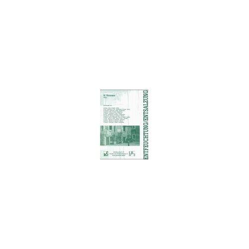Helmuth Venzmer - Entfeuchtung / Entsalzung - Preis vom 14.04.2021 04:53:30 h