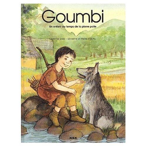 - Goumbi-l'enfant du neolithique - Preis vom 20.10.2020 04:55:35 h