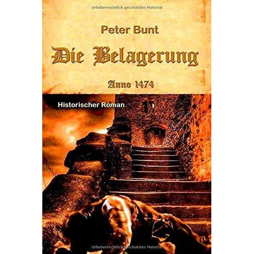 Peter Bunt - Die Belagerung - Preis vom 22.04.2021 04:50:21 h