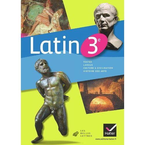 Marie-Christine Brindejonc - Latin 3e - Preis vom 13.05.2021 04:51:36 h
