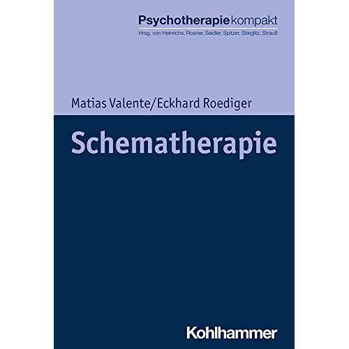 Matias Valente - Schematherapie (Psychotherapie kompakt) - Preis vom 11.05.2021 04:49:30 h