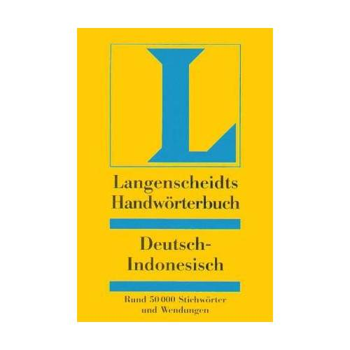Adolf Heuken - Wörterbuch Deutsch - Indonesisch - Preis vom 14.04.2021 04:53:30 h